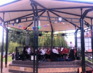 THE CENTRAL ENGLAND CONCERT BAND